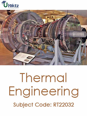 Thermal Engineering -I