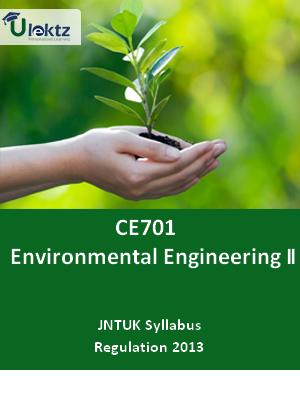 Environmental Engineering – II - Syllabus