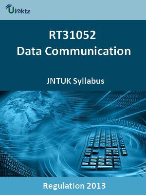 Data Communication - Syllabus