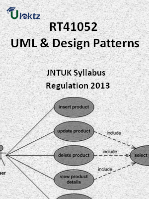 UML & Design Patterns - Syllabus