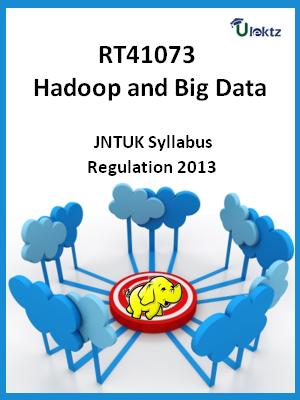 Hadoop and Big Data - Syllabus