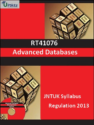 Advanced Databases - Syllabus