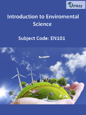 Introduction to Enviromental Science