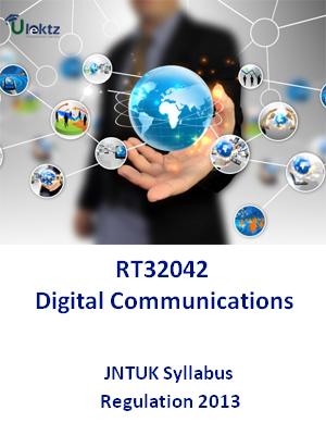 Digital Communications - Syllabus