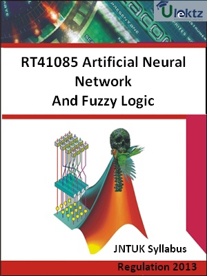 Artificial Neural Network And Fuzzy Logic - Syllabus