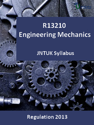 Engineering Mechanics - Syllabus