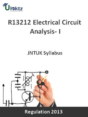 Electrical Circuit Analysis- I - Syllabus