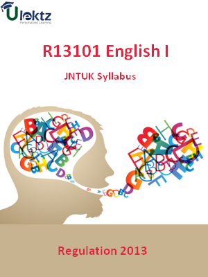 English –I - Syllabus