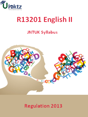 English –II - Syllabus