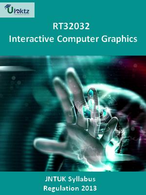Interactive Computer Graphics - Syllabus
