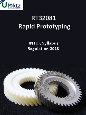 Rapid Prototyping - Syllabus