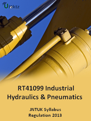 Industrial Hydraulics & Pneumatics - Syllabus