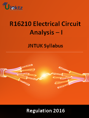 Electrical Circuit Analysis – I