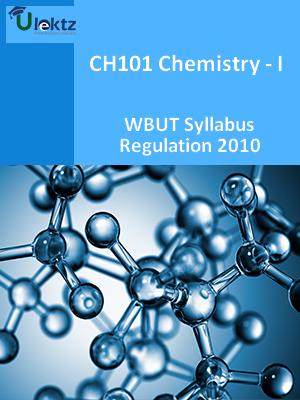 Chemistry-I - Syllabus