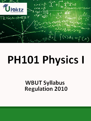 Physics-I - Syllabus