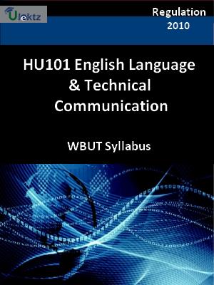 English Language & Technical Communication - Syllabus