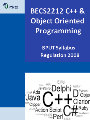 C++ & Object Oriented Programming - Syllabus