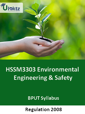 Environmental Engineering & Safety - Syllabus