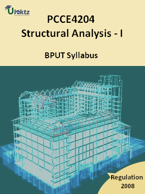 Structural Analysis - I - Syllabus