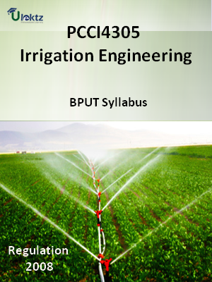 Irrigation Engineering - Syllabus
