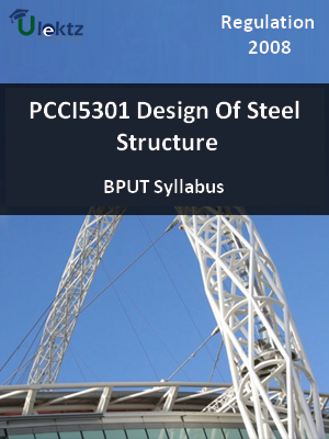 Design Of Steel Structure - Syllabus