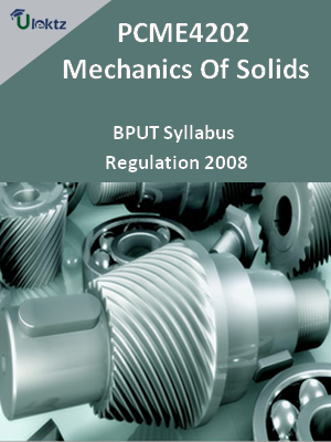 Mechanics Of Solids - Syllabus