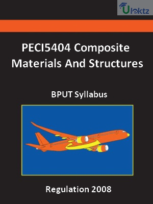 Composite Materials And Structures - Syllabus