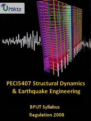 Structural Dynamics & Earthquake Engineering - Syllabus