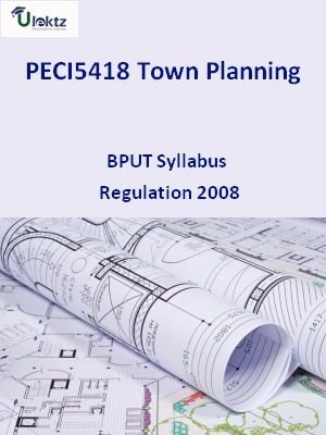 Town Planning - Syllabus