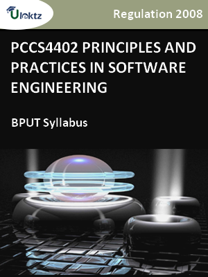 Principles And Practices In Software Engineering - Syllabus