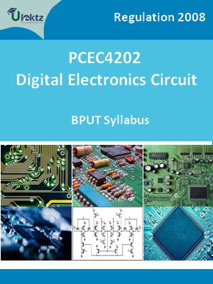 Digital Electronics Circuit - Syllabus
