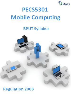 Mobile Computing - Syllabus