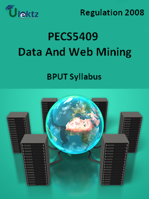 Data And Web Mining - Syllabus