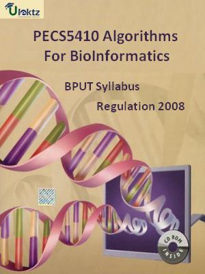 Algorithms For BioInformatics - Syllabus