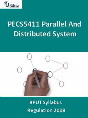 Parallel And Distributed System - Syllabus