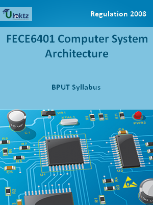 Computer System Architecture - Syllabus