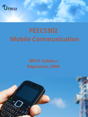 Mobile Communication - Syllabus