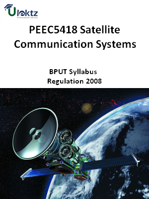 Satellite Communication Systems - Syllabus
