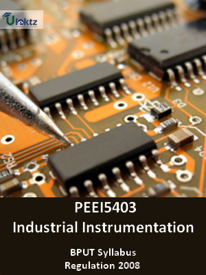 Industrial Instrumentation - Syllabus