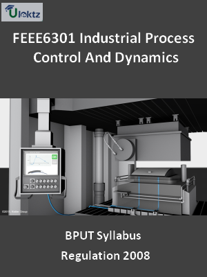Industrial Process Control And Dynamics - Syllabus