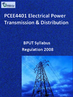 Electrical Power Transmission & Distribution - Syllabus