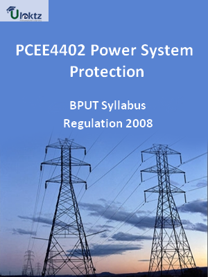 Power System Protection - Syllabus