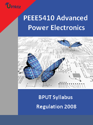 Advanced Power Electronics - Syllabus