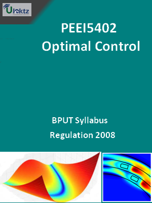 Optimal Control - Syllabus