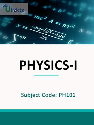 Physics – I