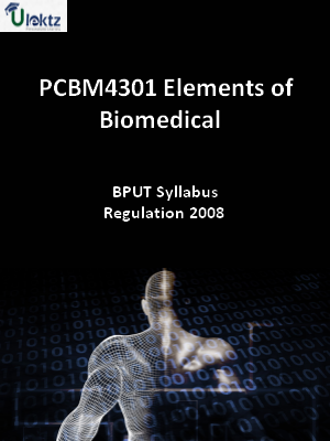 Elements of Biomedical - Syllabus