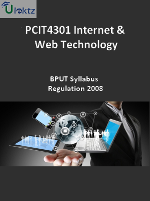 Internet And Web Technology - Syllabus