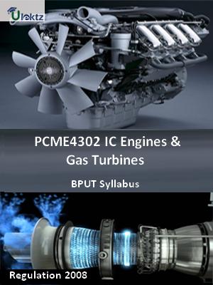 IC Engines & Gas Turbines - Syllabus