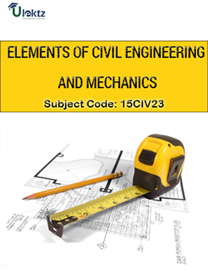 Elements of Civil Engineering and Mechanics