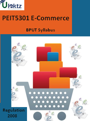 E-Commerce - Syllabus